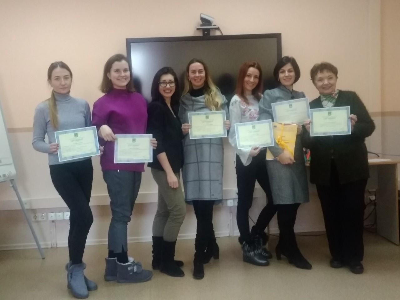 Сертифікація випускників Програми освітнього лідерства